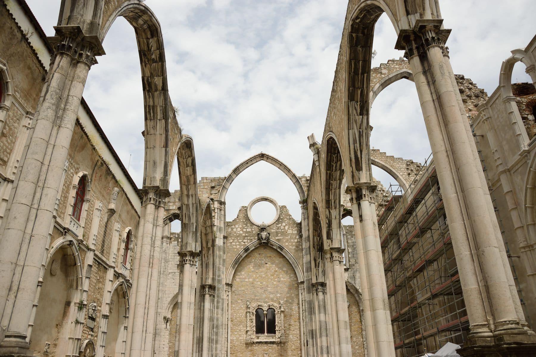 Arcate del Convento do Carmo