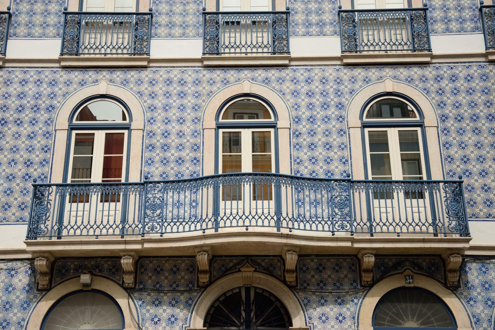 Gli azulejos di Lisbona