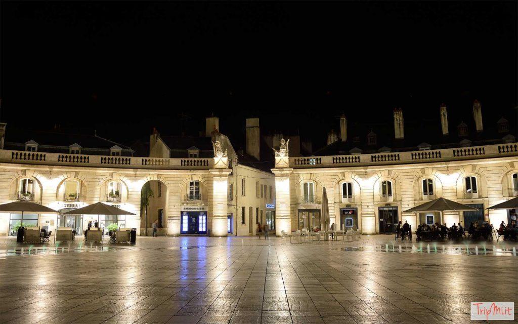 Place de la Libération a Digione