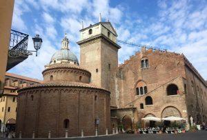 Cosa vedere a Mantova: la Rotonda di San Lorenzo
