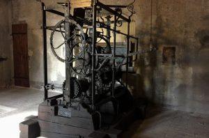 meccanismo orologio astronomico a mantova