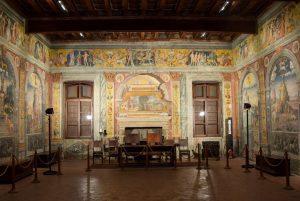 La Sala dello Zodiaco di Villa d'Arco Mantova