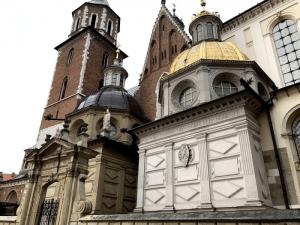 Le cappelle della Cattedrale del Wawel