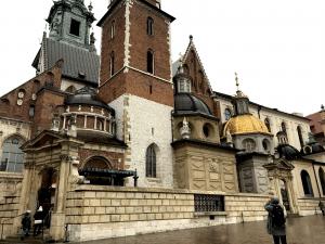 La Cattedrale di Wawel