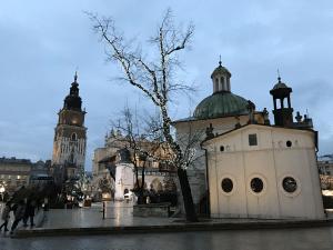 La Chiesa di Sant'Adalberto a Cracovia
