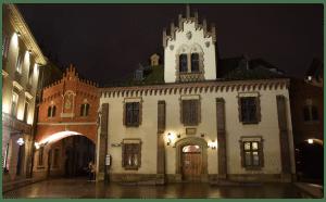 Il Palazzo Czartoryski