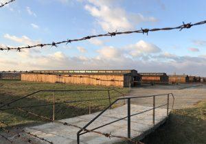 Il filo spinato a Birkenau