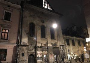 La Sinagoga Alta a Cracovia