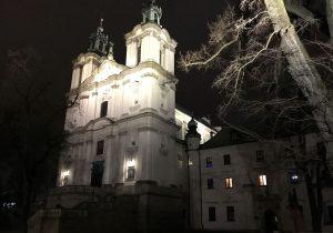 La Chiesa dei Paolini sulla Roccia