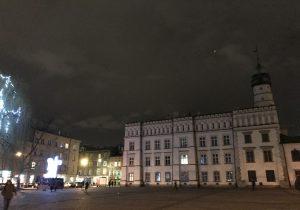 Il municipio di Kazimierz e Kazimierz