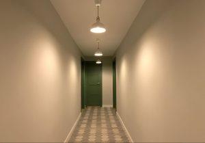 ingresso dei Playroom Apartament Cracovia