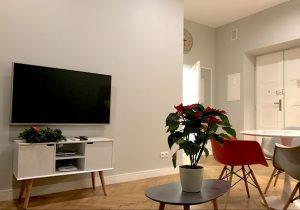 Il living dei Playroom Apartament