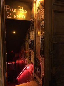 pub sotterraneo a Kazimierz