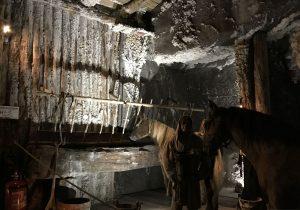 Interno della Miniera Wieliczka