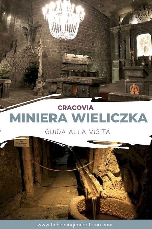 Guida alla visita della Miniera Wieliczka