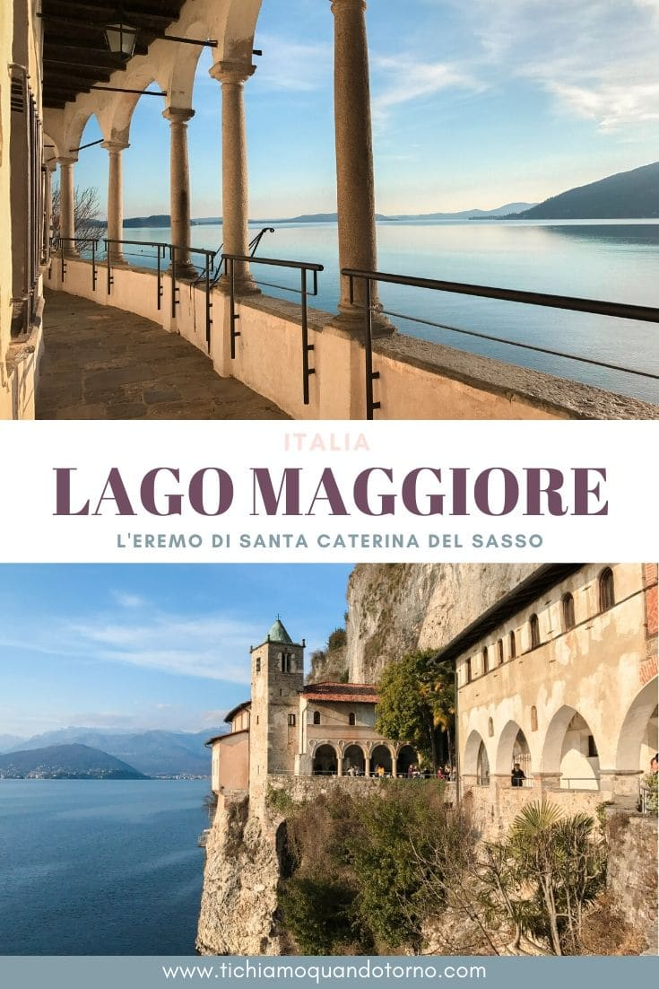 Santa Caterina del Sasso - lago Maggiore