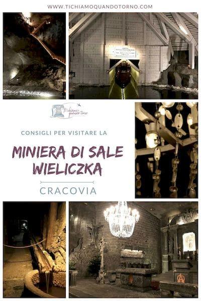 Visitare la Miniera di Wieliczka Cracovia