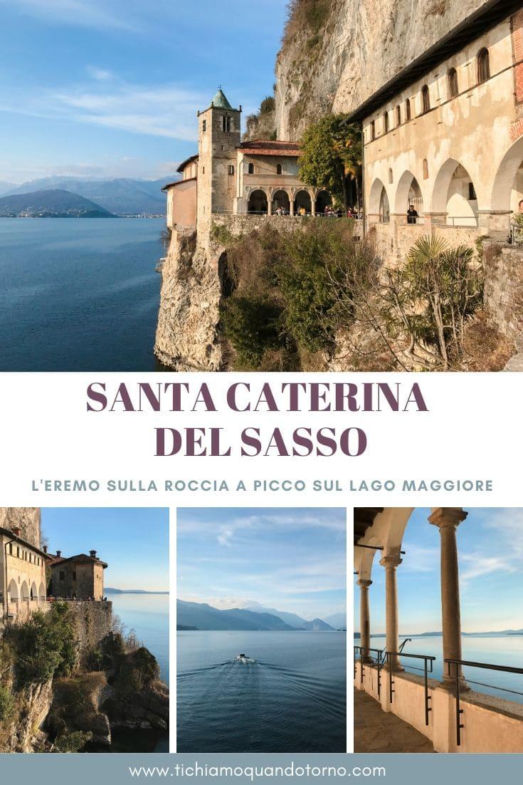 lago Maggiore - Santa Caterina del Sasso