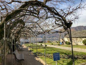 I giardini di Villa Bossi a Orta
