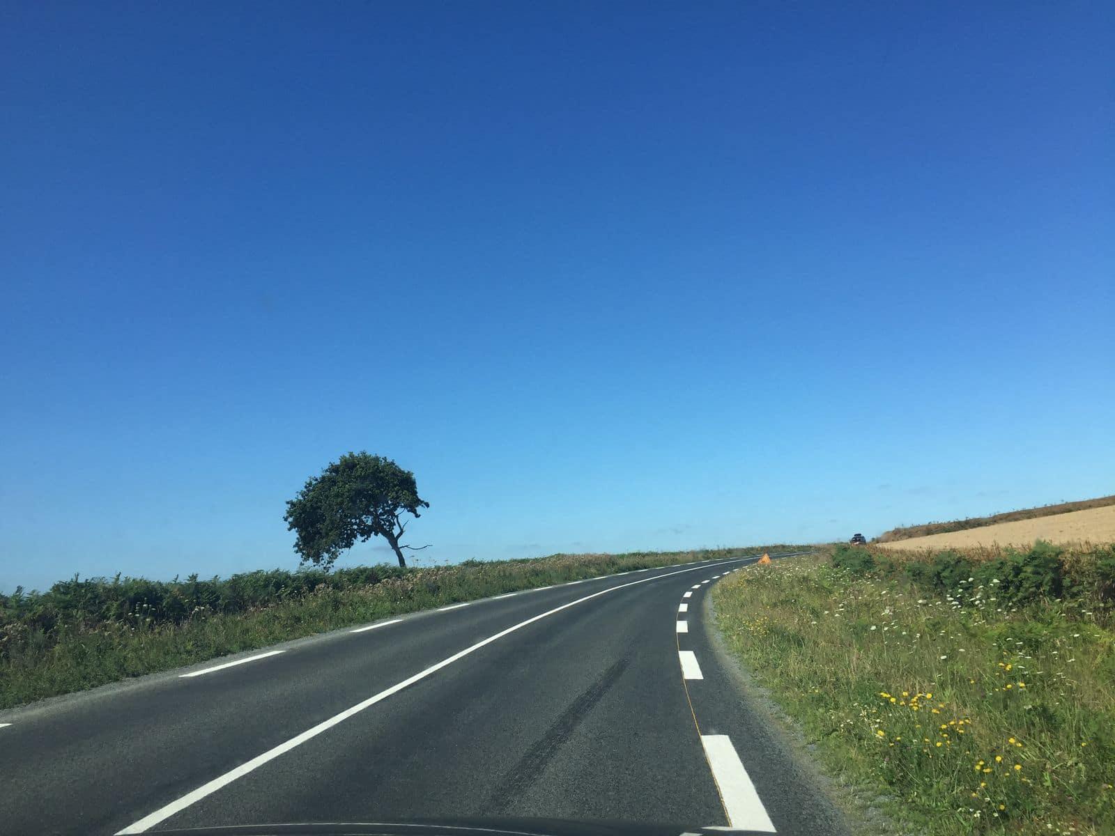 Viaggio in Bretagna in auto