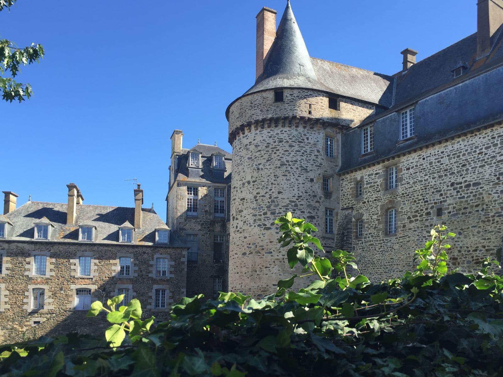 I tetti di Châteaugiron