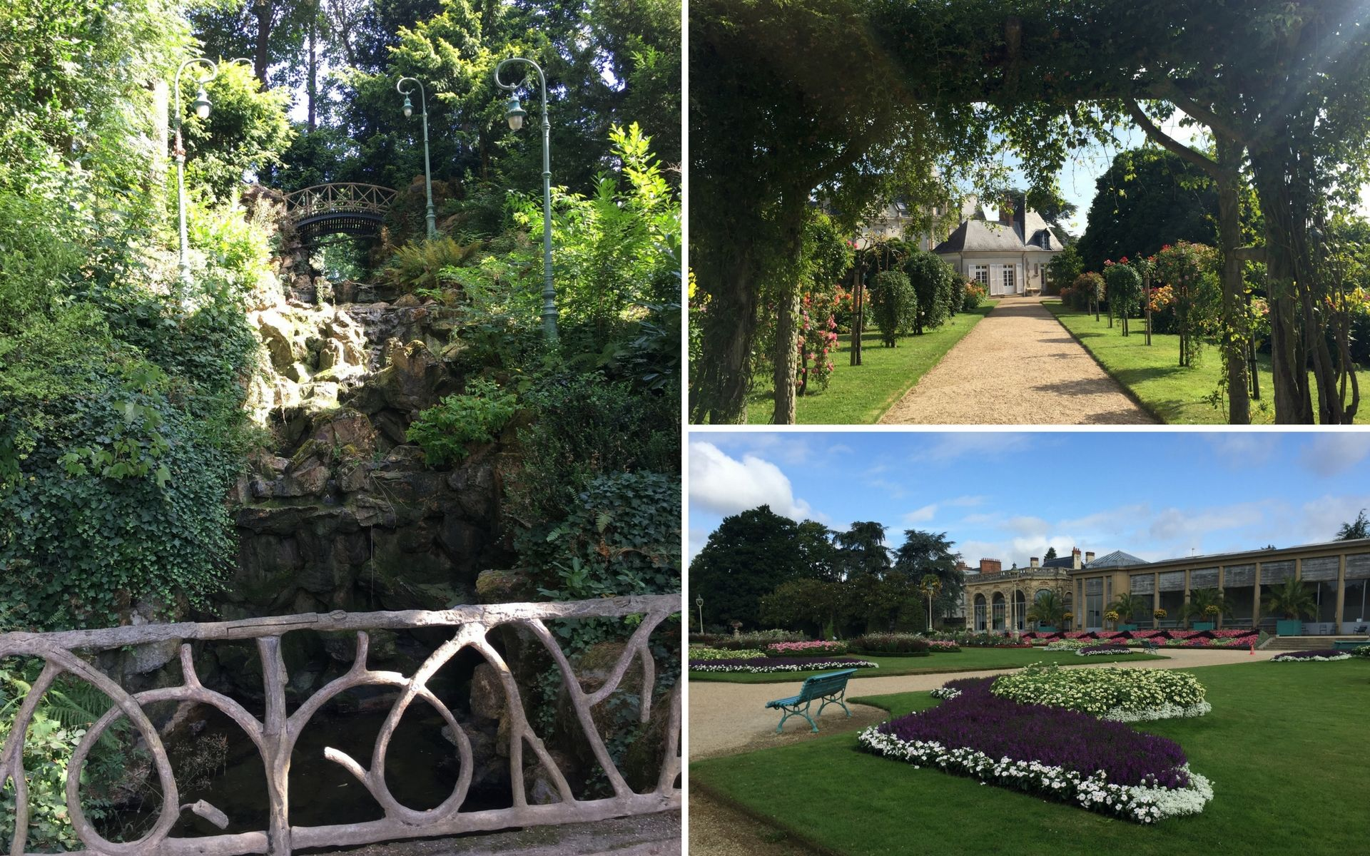 I Giardini di Thabor a Rennes
