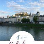 4 giorni a Salisburgo
