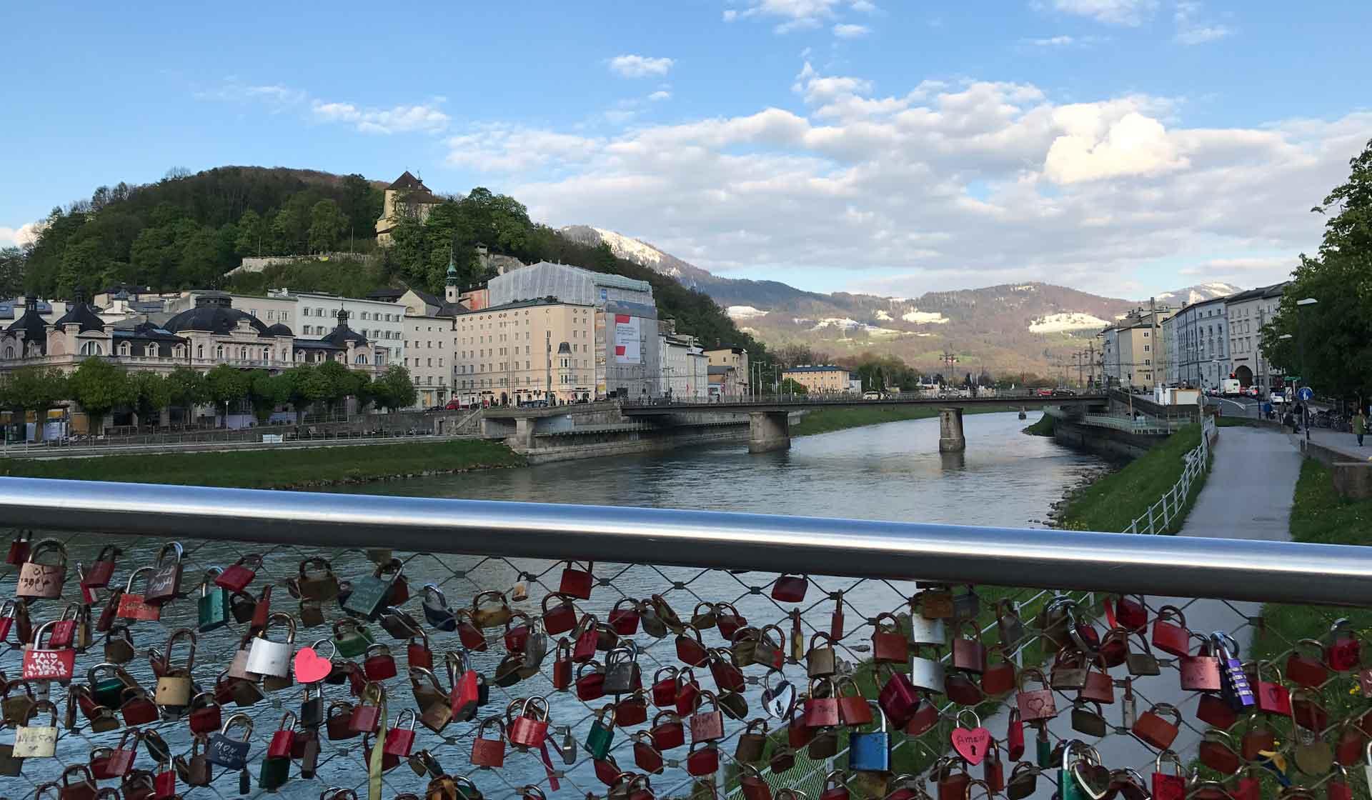 4 giorni a Salisburgo e nel salisburghese