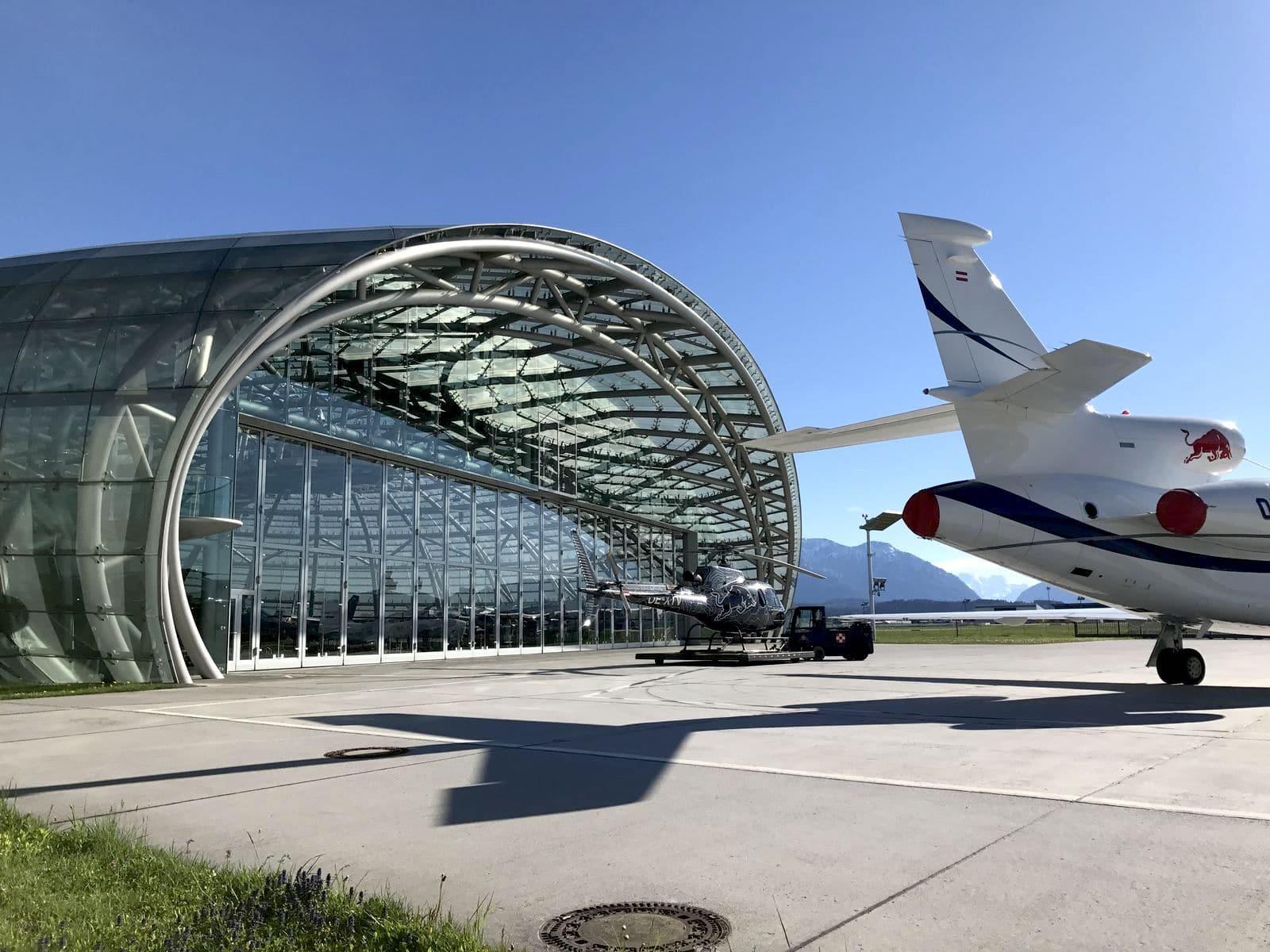 RedBull Hangar 7 Salisburgo