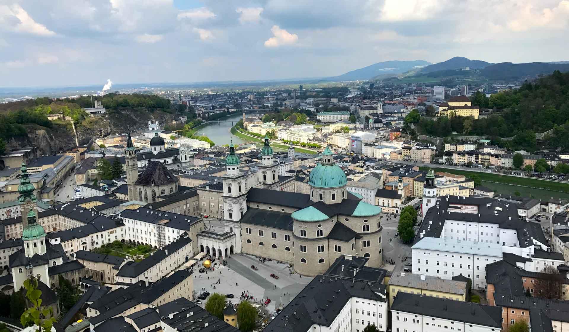 Salisburgo 10 cose da vedere
