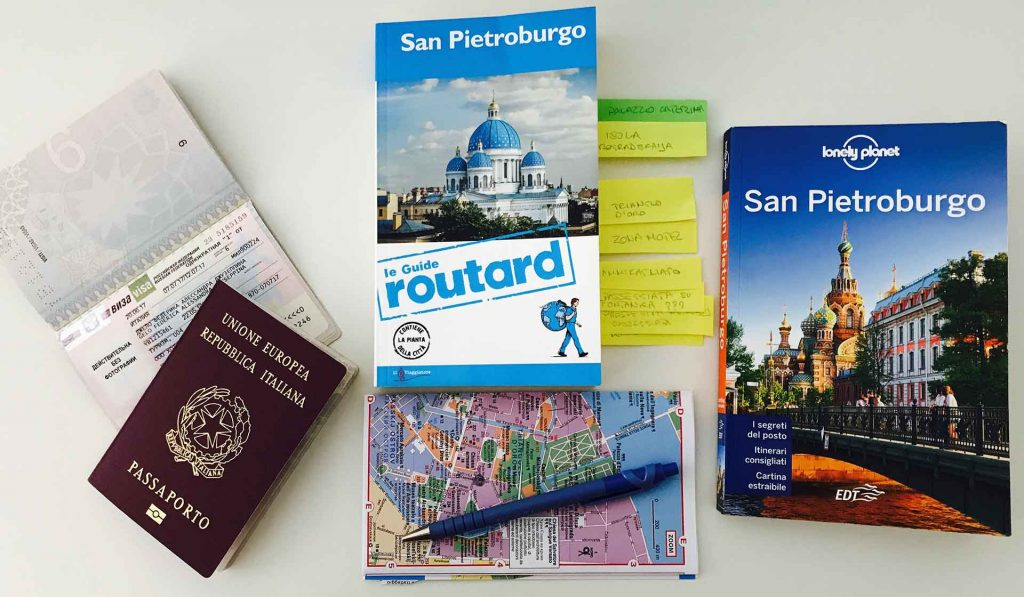 Come fare il visto turistico per la Russia