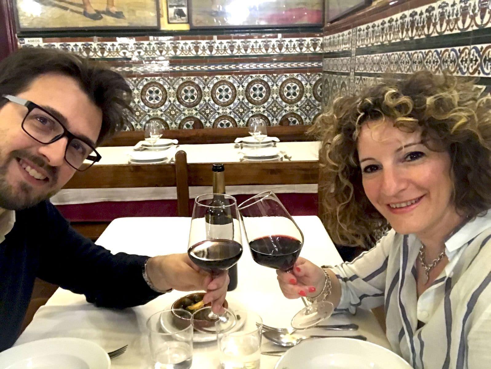 ristorante Malacatin Madrid