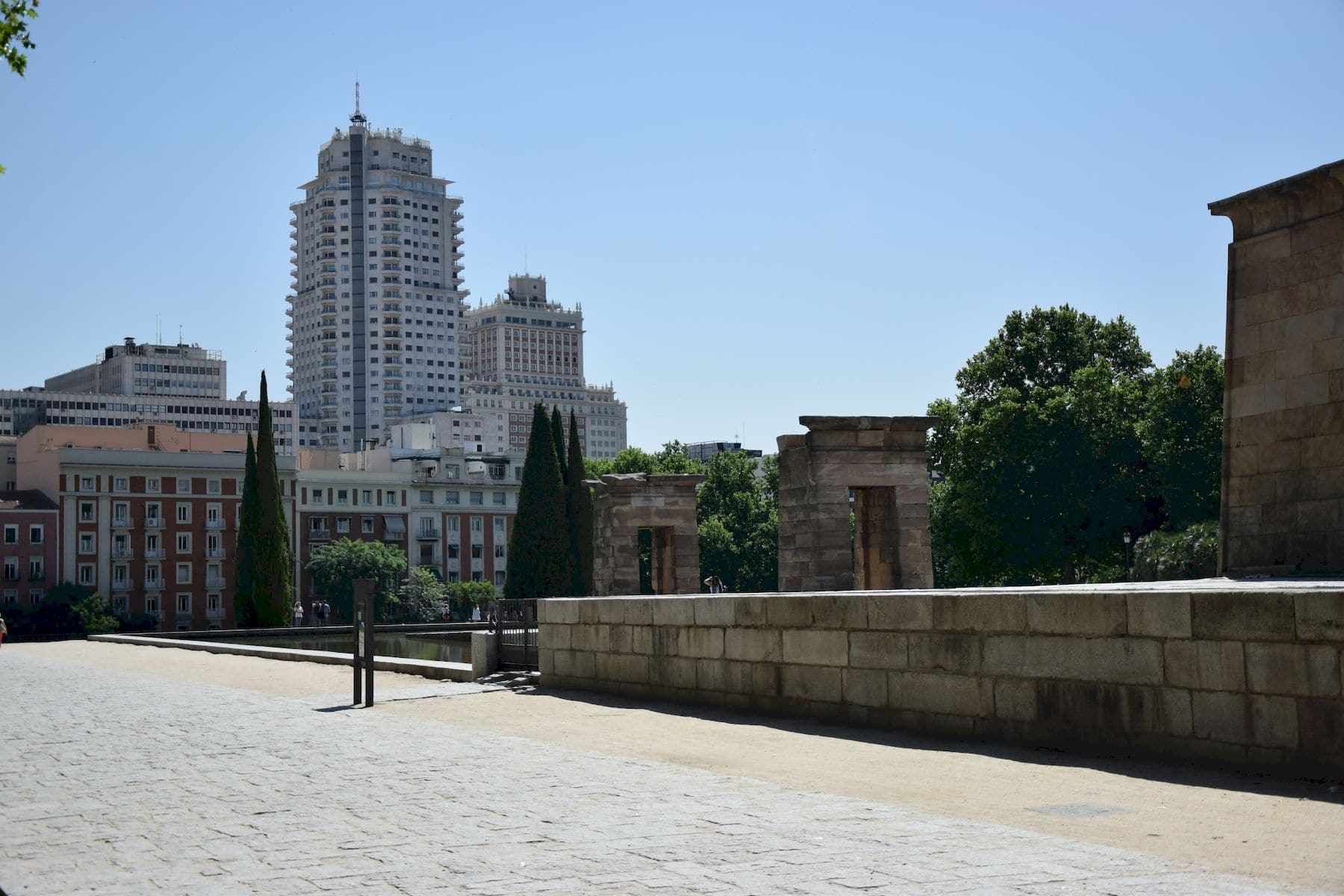Il Tempio di Debod