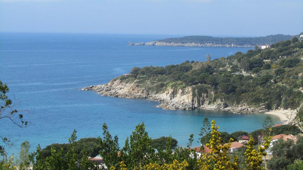 La splendida Isola d'Elba