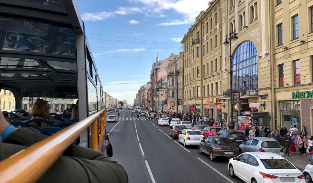 Come organizzare un viaggio a San Pietroburgo
