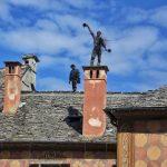 Festa degli spazzacamini_sui tetti