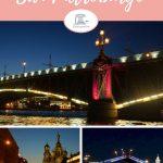 Le notti bianche a San Pietroburgo