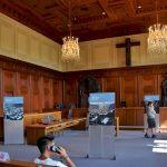 L'aula 600 del tribunale di Norimberga