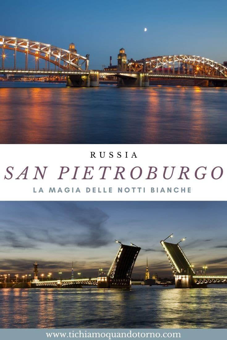Notti bianche - San Pietroburgo