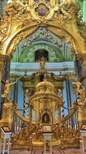 San Pietroburgo Cattedrale Pietro e Paolo