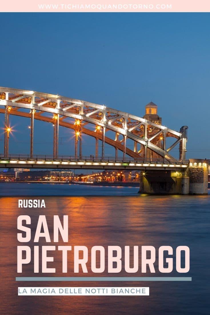 San Pietroburgo - Notti bianche