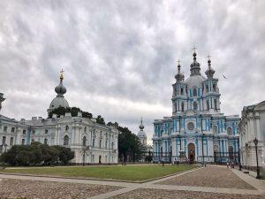 San Pietroburgo Smolny