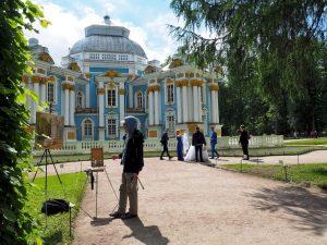 L'Hermitage a Carskoe selo