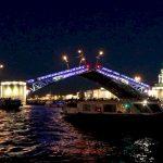 notti bianche a San Pietroburgo - Dvortsovy Most