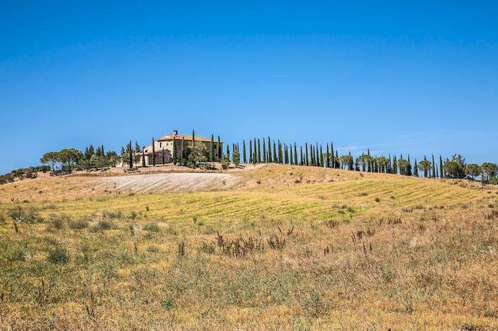 Paesaggio Crete senesi