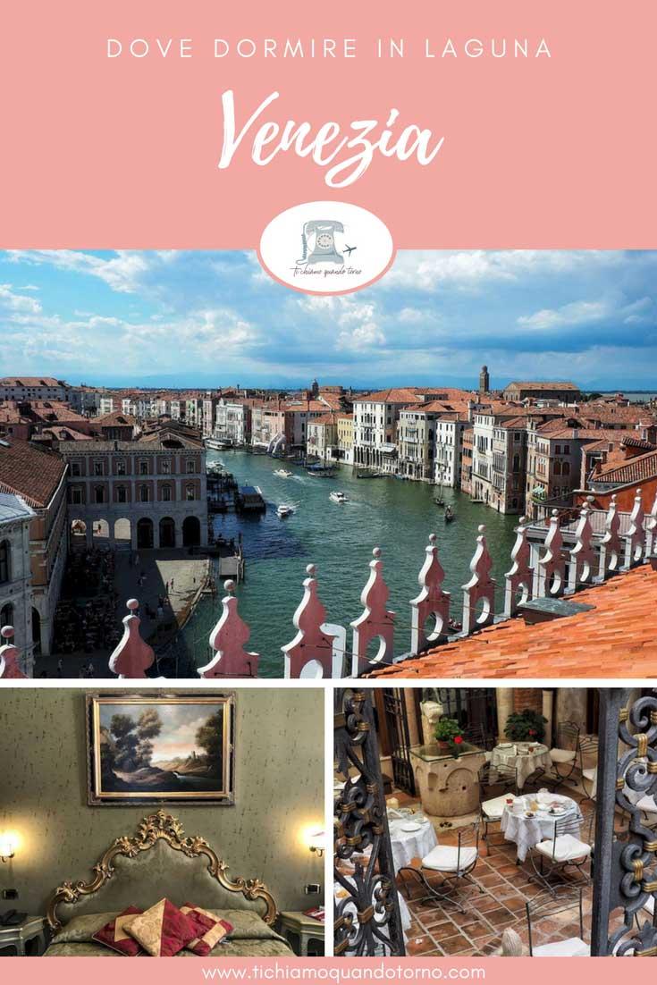 Dove dormire a Venezia: Hotel Al Ponte Mocenigo | Ti chiamo ...