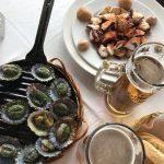 piatto di clicos a El Golfo Lanzarote