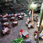 Il ristorante del Jameos del Agua