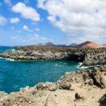 Los Hervideros a Lanzarote