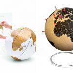 Idee regalo per chi ama viaggiare - mappamondi